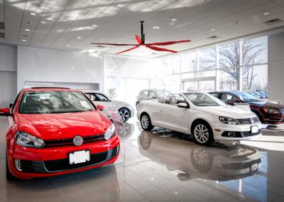 Automotive Showroom - Radiance
