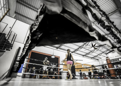 Boxing Ring - Onyx