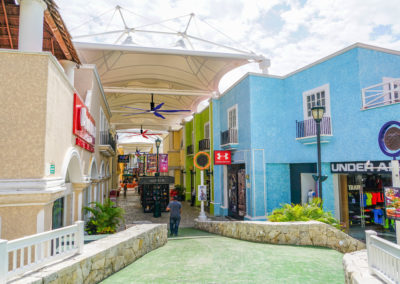 Outlet Mall - Radiance & Cobalt