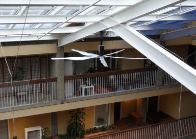 Residential Atrium - Alabaster