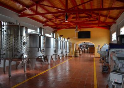 Winery - Mahogany